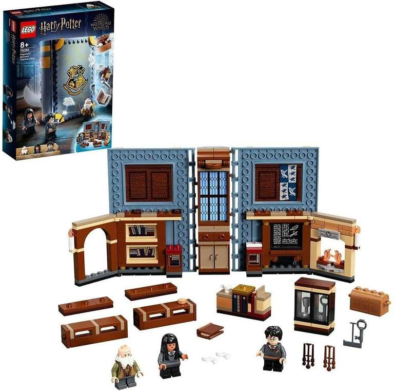Prime Days: Lego Harry Potter - Hogwarts Moment: Zauberkunstunterricht (76385) für 17,19€ inkl. Prime Versand