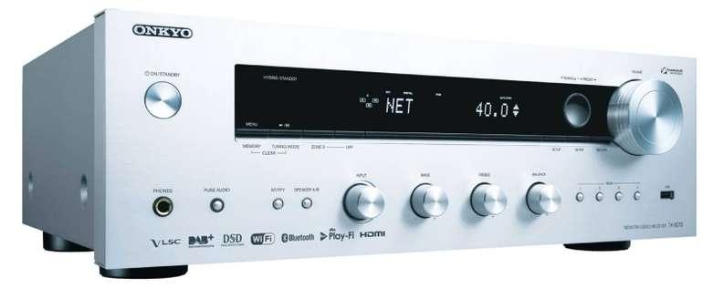 Onkyo TX-8270 Netzwerk-Stereo-Receiver, Dualband WiFi für 434,99€ (statt 478€)