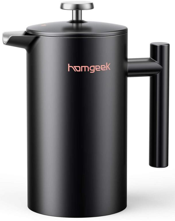 Zwei Homgeek Produkte vergünstigt - Kaffeebereiter 19,79€ / Steakmesser 13,79€
