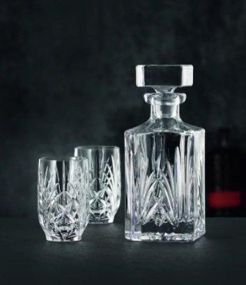 Nachtmann Whisky-Set 3 tlg. für 35,14€ inkl. Versand (statt 43€)