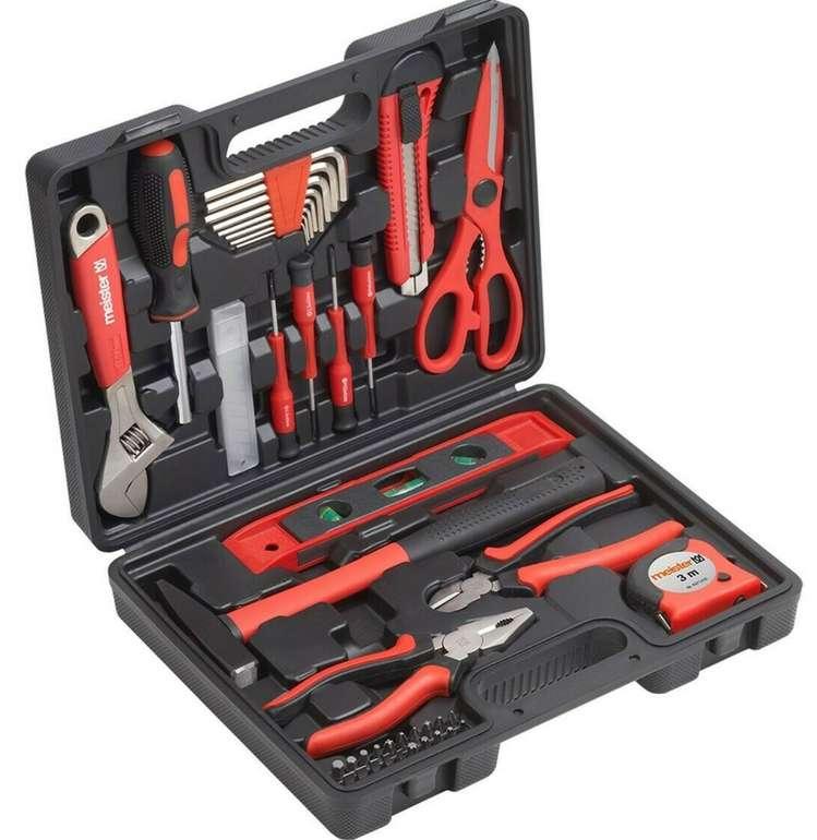 Meister 8971430 Werkzeugkoffer (44 tlg.) für 22,89€inkl. Versand (statt 25€)