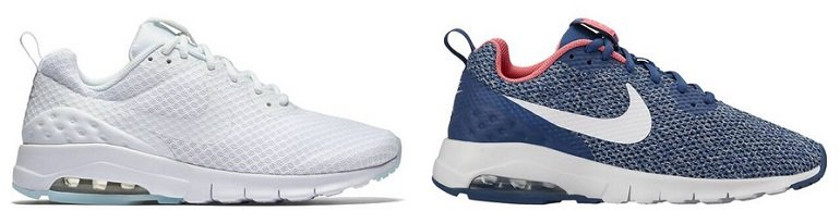 Nike Wmns Air Max Motion Sneaker 2