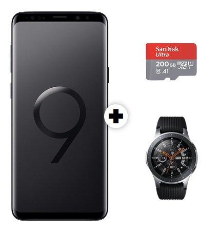 MD Vodafone 4GB AllNet Tarif inkl. Galaxy S9(+) + Samsung Watch für 31,99€ mtl.