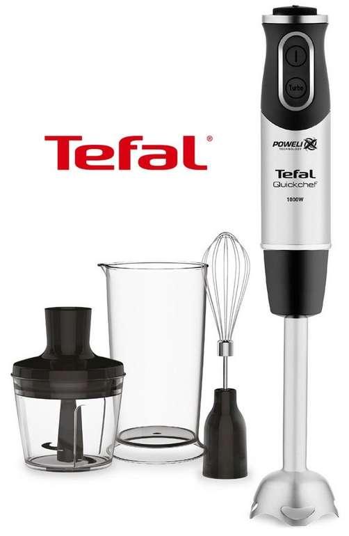 Tefal Quickchef Stabmixer-Set (HB6568) für 40,90€ inkl. Versand (statt 56€)