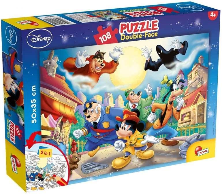 Lisciani 48021 Disney Puzzle für 2,78€ mit Prime Versand (statt 6€)