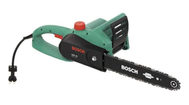 Bosch AKE 35 Elektro-Kettensäge mit 1.800 Watt für 79€ inkl. Versand (statt 140€)
