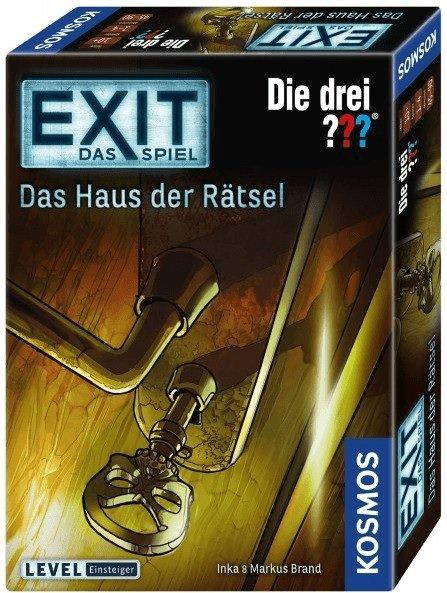 Exit - Die drei ??? Das Haus der Rätsel (694043) für 7,53€ inkl. Prime Versand (statt 13€)