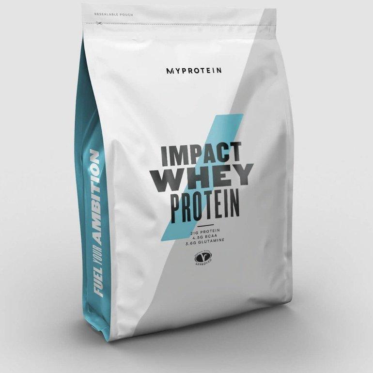 MyProtein Restposten + 33% Gutschein - z.B. 2500g Impact Whey Protein ab 13,40€