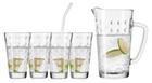 Leonardo Ciao Optic Gläser-Set (4 Longdrink-Gläser + 1 Liter Krug) für 11€