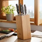 6-tlg. Rösle Messerblock Cuisine Bambus für 40,95€ inkl. Versand (statt 57€)