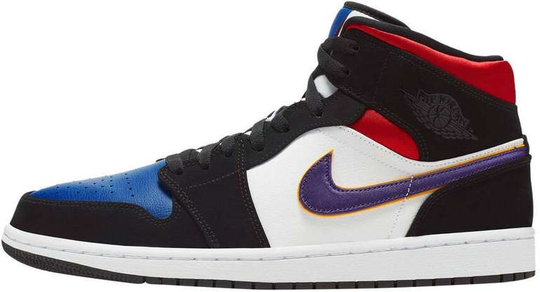 Air Jordan 1 Mid Sneaker für 79,99€ inkl. Versand (statt 120€)