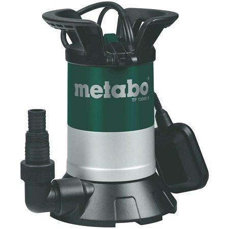 Metabo 550 Watt Klarwasser-Tauchpumpe TP 13000 S für 116,24€ inkl. VSK
