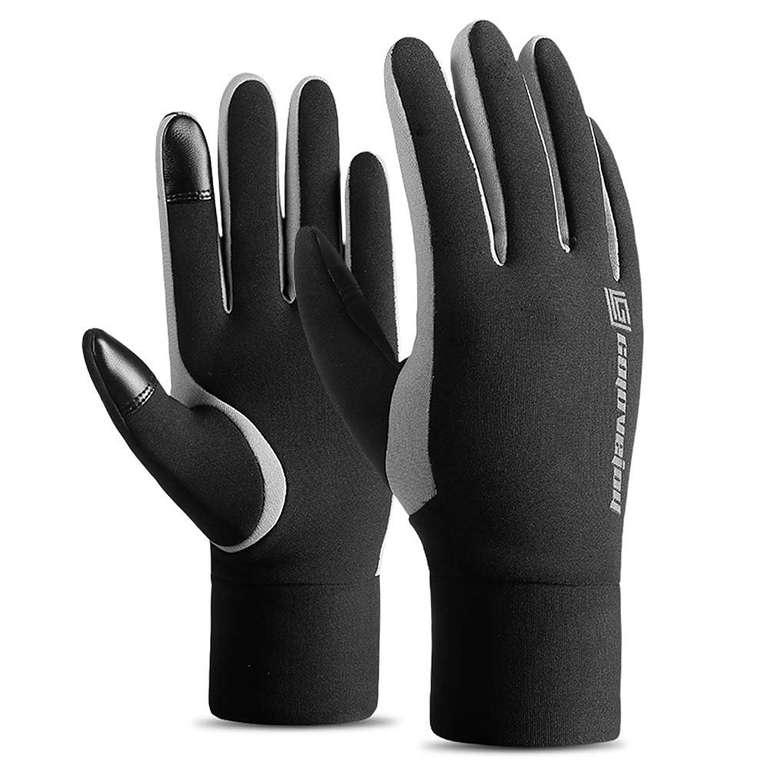 Lixada Touchscreen-Winterhandschuhe für 7,49€ inkl. Prime Versand