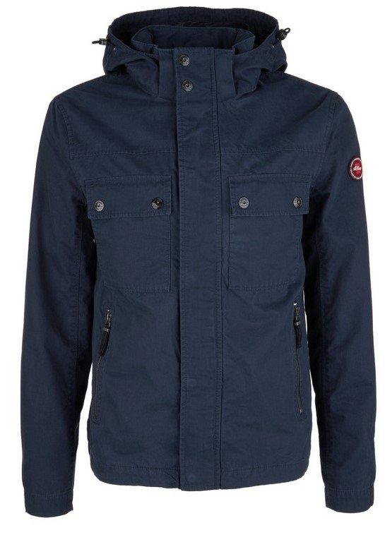 S.Oliver Herren Outdoor-Jacke in 3 Farben für 37,49€ (statt 80€)