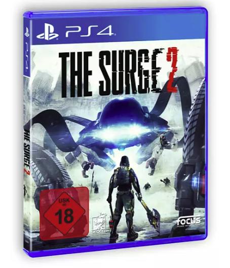 The Surge 2 (Playstation 4) für 9,99€ inkl. Versand (statt 15€)
