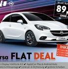Privat + Gewerbe:  Opel Corsa mit 69PS für 3 Jahre und nur 89€ im Monat leasen