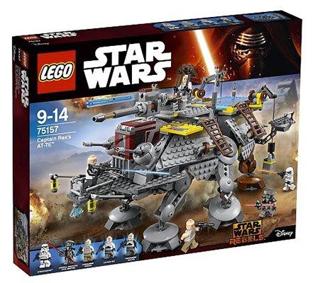 Lego Star Wars (75157) Captain Rex's AT-TE für 68,69€ inkl. Versand