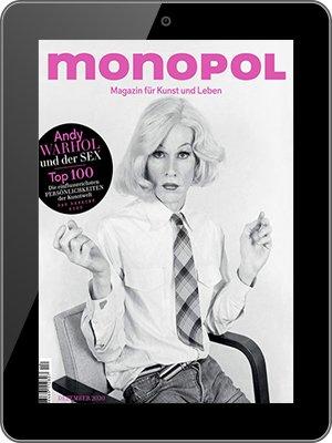 monopol E-Paper Jahresabo für 1€ (statt 108€)