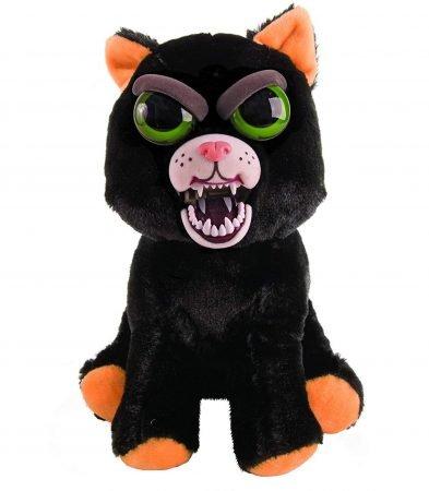 Goliath Plüschtier Feisty Pets schwarze Katze für 15,99€ inkl. Versand