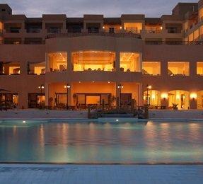 7 Tage Ägypten: 4,5*-Hotel + Flüge, Transfer und All-Inclusive für 219€ (Single)