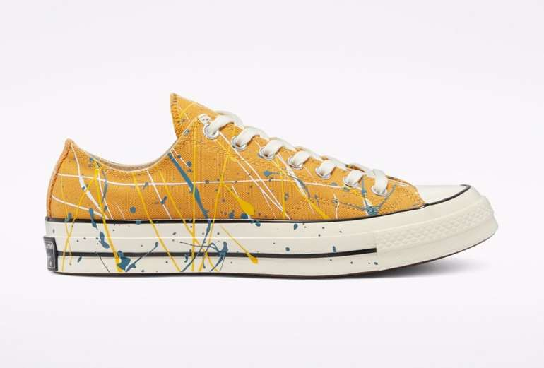 Converse Archive Paint Splatter Chuck 70-Low Top Unisex Sneaker für 38,24€ inkl. Versand (statt 65€)