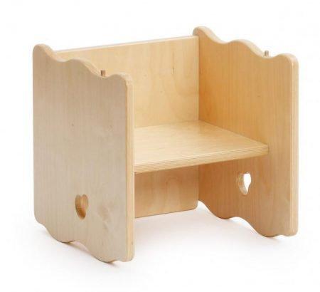 Erzi Kinder Multifunktionsstuhl für 64,99€ inkl. Versand (statt 88€)