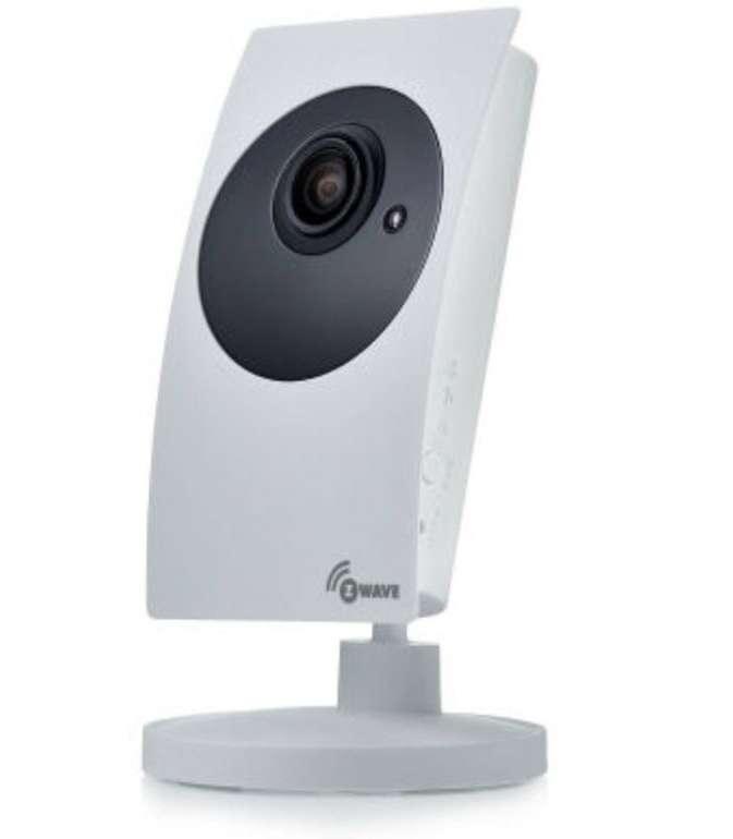POPP Home - Smart Camera mit Z-Wave Gateway (1080p @ 30fps, 130° Weitwinkel, Cloud, WLAN) für 49,99€