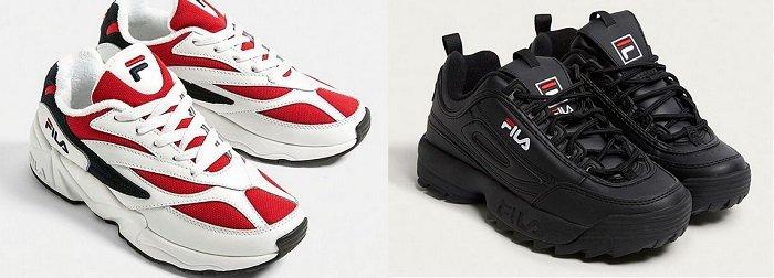 Verschiedene Fila Sneaker für je nur 69€ inkl. VSK z.B. Disruptor Core
