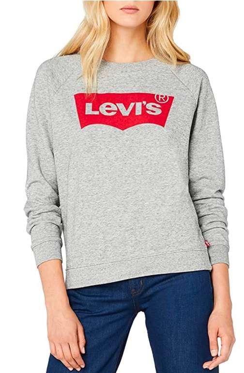 Levi's Sweatshirt Damen Relaxed Graphic Crew für 18,95€ inkl. Versand (statt 37€)