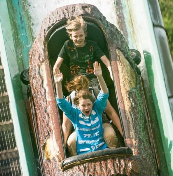 Freizeitpark Fort Fun - kostenloser Eintritt für alle Fahrer eines Dacia am 21.7