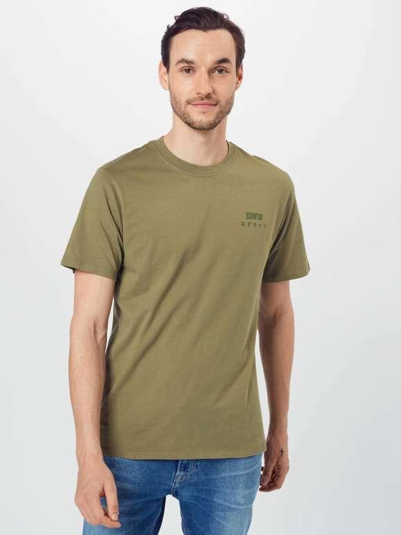 Edwin Logo Chest Herren T-Shirt für 14,95€ inkl. Versand (statt 30€)