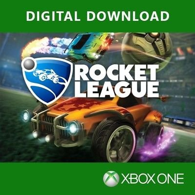 Rocket League (Xbox One, Download Code) für 6,29€