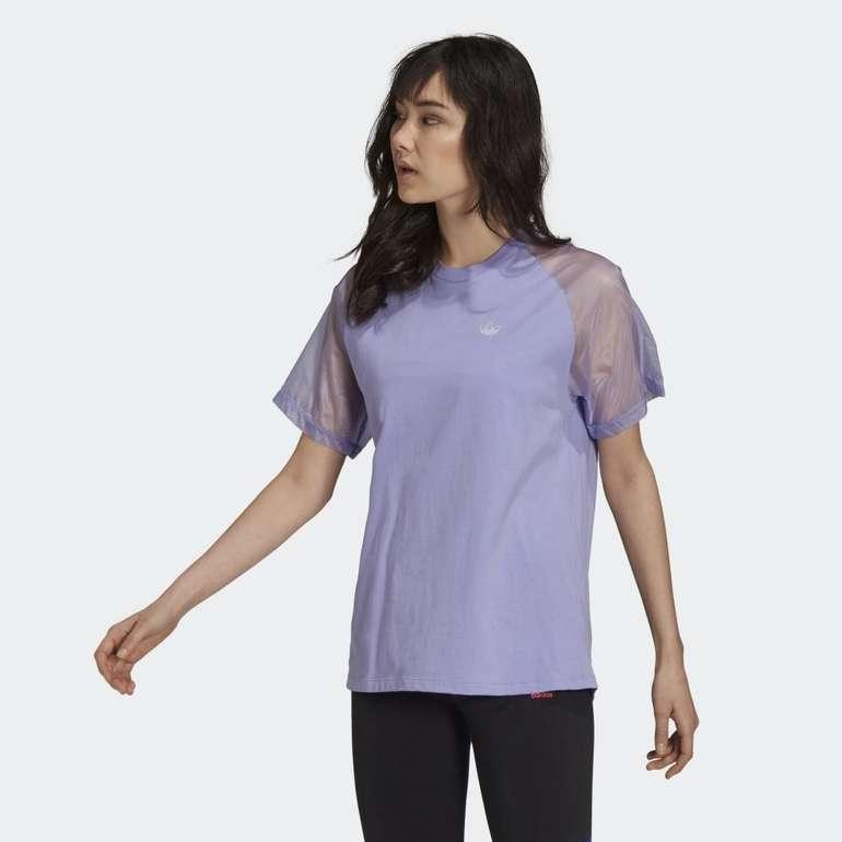 Adidas Originals Damen Fakten T-Shirt für 14,70€ inkl. Versand (statt 19€) - Creators Club