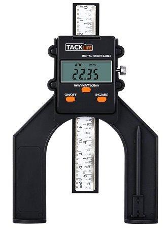 Tacklife MDG01 - digitaler Profiltiefenmesser für 16,99€ inkl. VSK (Prime)