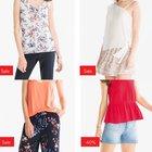 C&A: Bis zu 50% Rabatt auf Damen Blusen