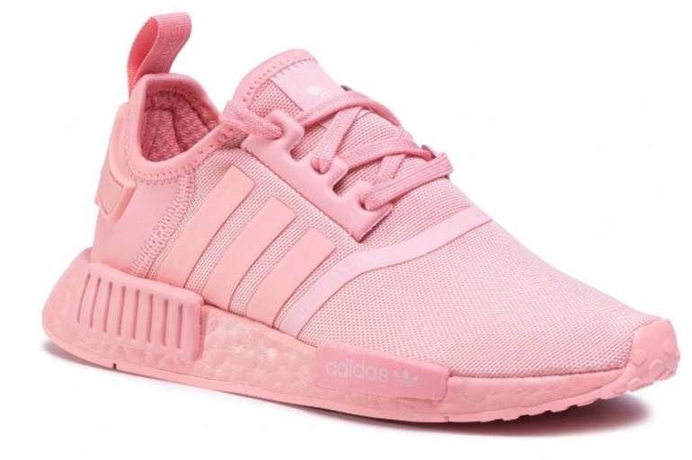 """Adidas Originals NMD_R1 J Sneaker im """"Glow-Pink"""" Colourway für 74€ inkl. Versand (statt 107€)"""