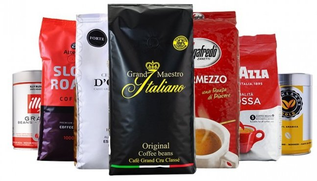 5,5kg Kaffeebohnen der Kaffeevorteil Hausfavoriten für 55,24€ inkl. Versand