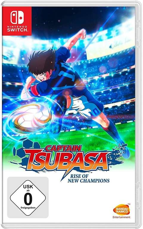 Media Markt/ Saturn: Captain Tsubasa: Rise of new Champions (Switch) für 16,99€ bei Abholung (statt 23€)