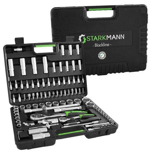 Starkmann Blickline - 94 teiliger Werkzeugkoffer 29,74€ inkl. Versand