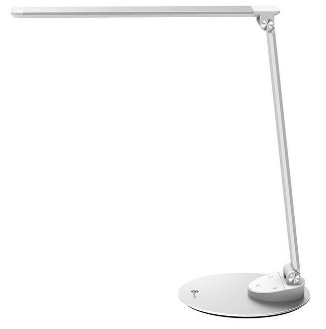 TaoTronics TT-DL19 LED-Schreibtischlampe aus Metall für 24,85€ (statt 40€)