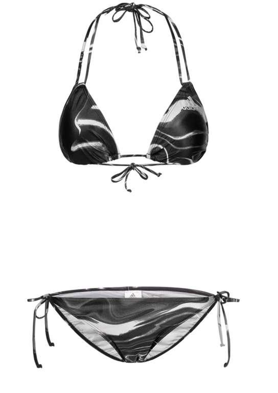 adidas Glam On Shiny Triangle Bikini Set für 23,94€ inkl. Versand (statt 33€)