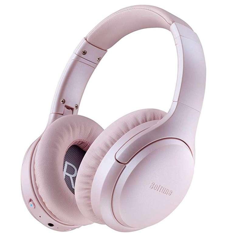 Boltune Active Noise Cancelling Bluetooth Over Ear Kopfhörer für 42,99€ (statt 70€)