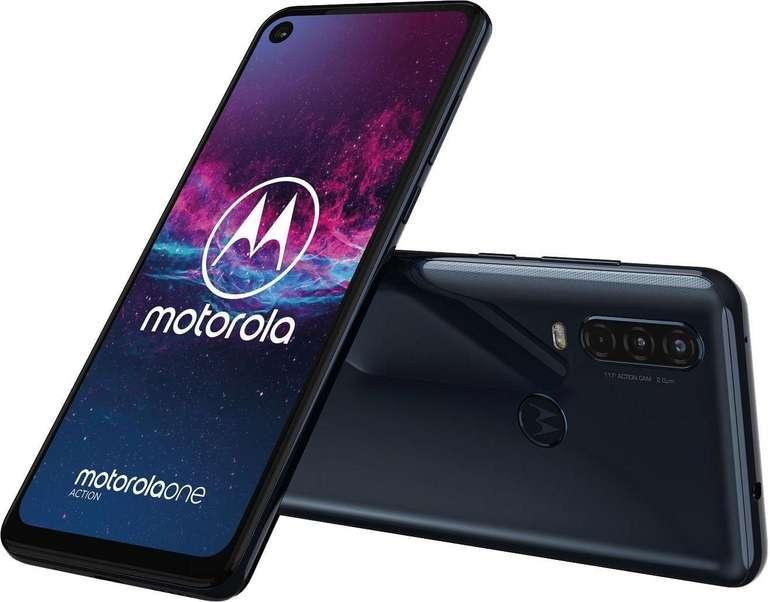 "Motorola One Action (128GB, 6,3"", 4GB RAM) für 169€ inkl. Versand"