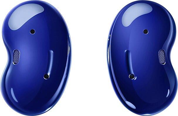 Samsung Galaxy Buds Live (SM-R180) in Mystic Blue für 74,90€ inkl. Versand (statt 100€)