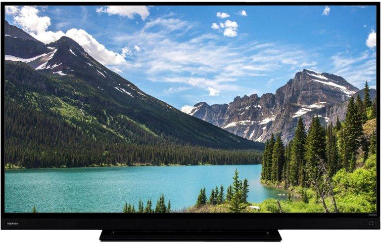 "Toshiba 55T6863DA 55"" UHD 4K LED Smart TV für 377,10€ inkl. Versand (statt 483€)"
