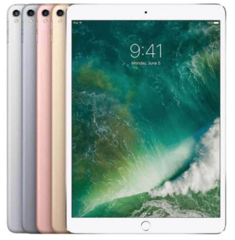 Apple iPad Pro 10,5 Zoll (2017) mit WLAN und 512GB Speicher für 549,90€ (statt 649€)