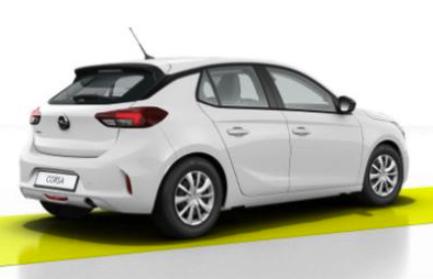 Gewerbeleasing: Opel Corsa 1.2 Klima mit 75 PS für 74,79€ netto mtl. (LF: 0.52, Überführung: 999€)