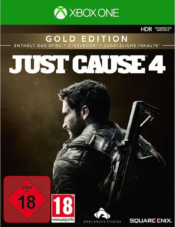 Just Cause 4 Gold Edition (Xbox One) für 17,99€ (statt 22€)