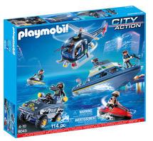 Smyths Toys - 6€ Rabatt mit 25€ MBW, z.B. Playmobil - 9043 S.W.A.T. Set für 34€