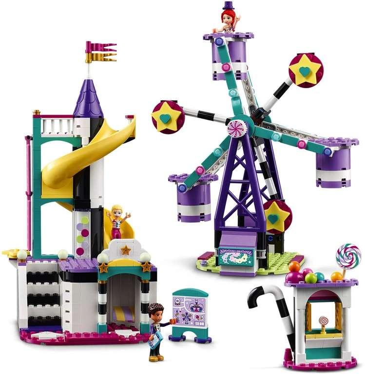 Lego Friends Magisches Riesenrad mit Rutsche (41689) für 28,47€ inkl. Versand (statt 40€)